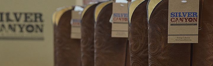 Silver Canyon Heritage Boots