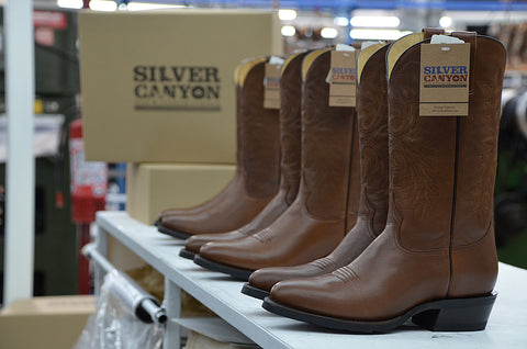 Silver Canyon Duke Boot for Men