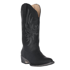 Silver Canyon Dallas Western Cowgirl Cowboy Boot