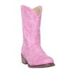 Silver Canyon Monterey Children Cowboy Cowgirl Boots for Boys and Girls