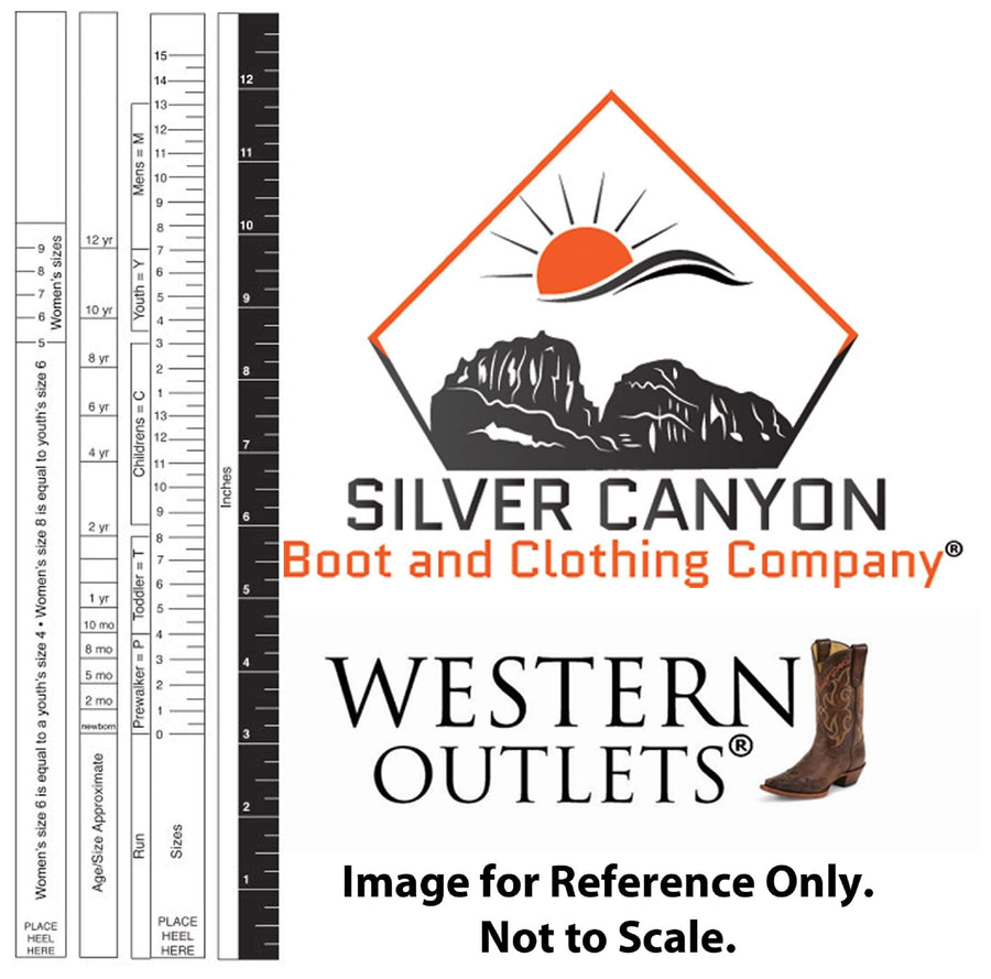 Women's Western Cowgirl Cowboy Boot | Tan Reno Square Snip Toe by Silver Canyon