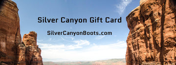 Silver Canyon Gift Card
