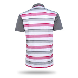 Cheltenham Grey Lightweight Polo