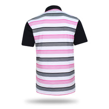 Load image into Gallery viewer, Cheltenham Black Lightweight Polo