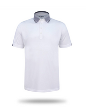 Load image into Gallery viewer, Karrinyup White Lightweight Polo