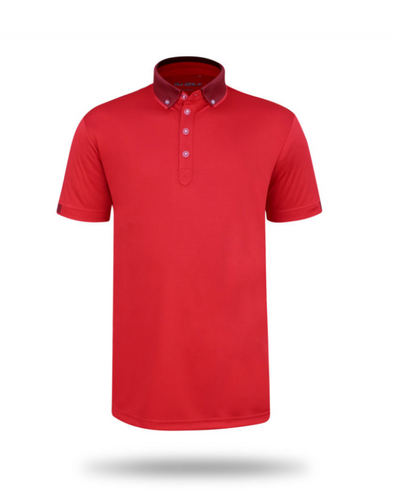 Karrinyup Red Lightweight Polo