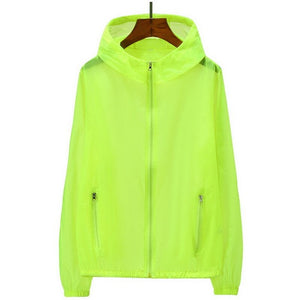 Ultra-thin Women Anti-UV sports plus size jacket clothes Quick Dry Skin Cycling jackets Outdoor Running Hiking men Windbreaker