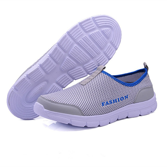 Luxury Brand Men Casual Shoes Lightweight