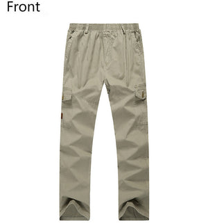 Combat Military Tactical Pants Men Plus Size Large Multi Pockets Army Cargo Pants Casual Cotton Straight pants Trouser XL-6XL