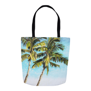 Tote Bag - Twin Palms