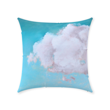 Load image into Gallery viewer, Throw Pillow -Cloud