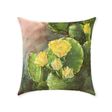 Load image into Gallery viewer, Throw Pillow - Cactus