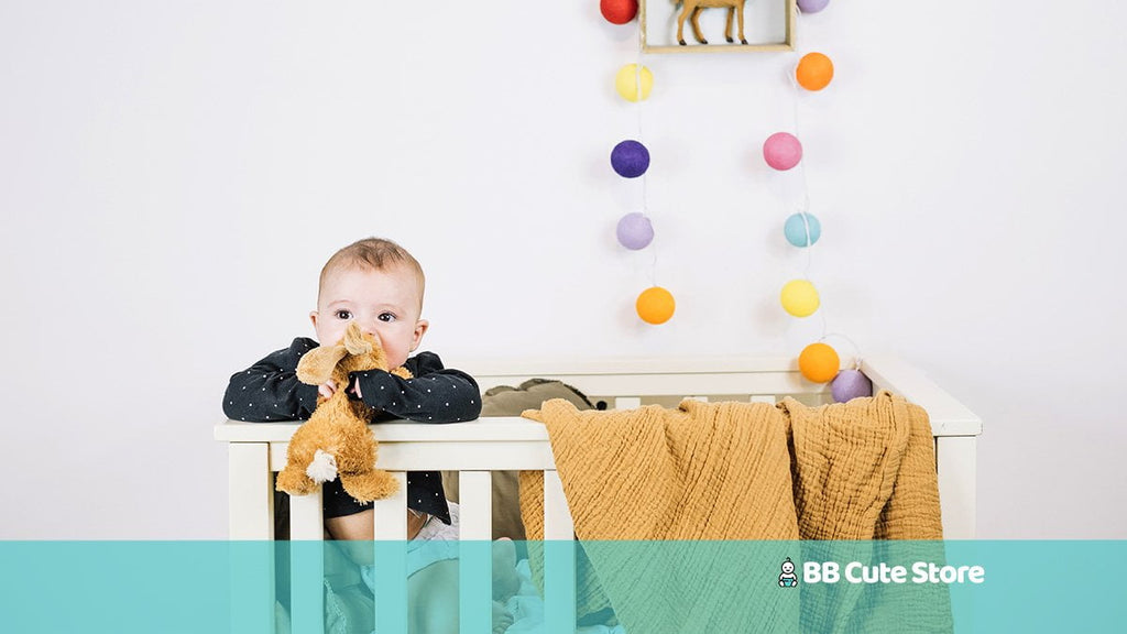 Tips to make your baby's nursery more interactive