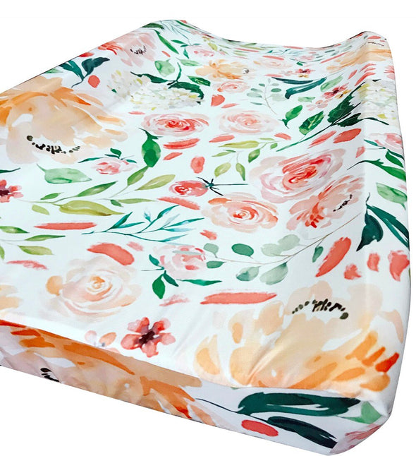 Baby Boys Colourful Changing Pad Covers