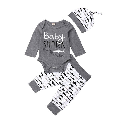 Baby Letter Print Tops