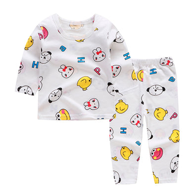 Boy Long Sleeve Sleepwear Pajama