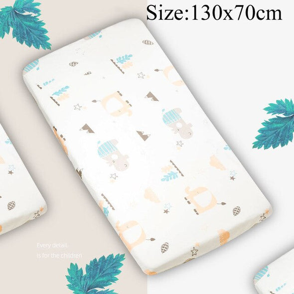 Durable Infant Baby Boy Crib Sheets