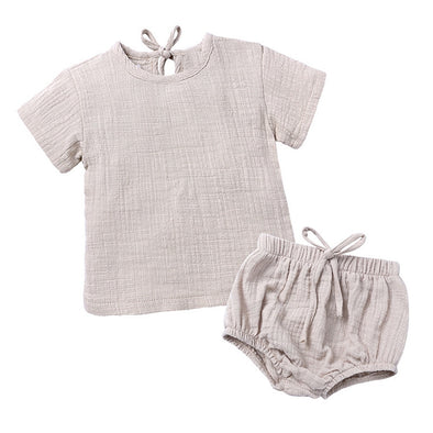 Baby Outfits T Shirts Shorts Pajamas