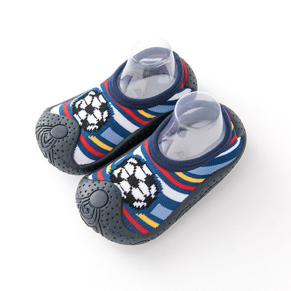Baby Soft Rubber Sole Floor Socks