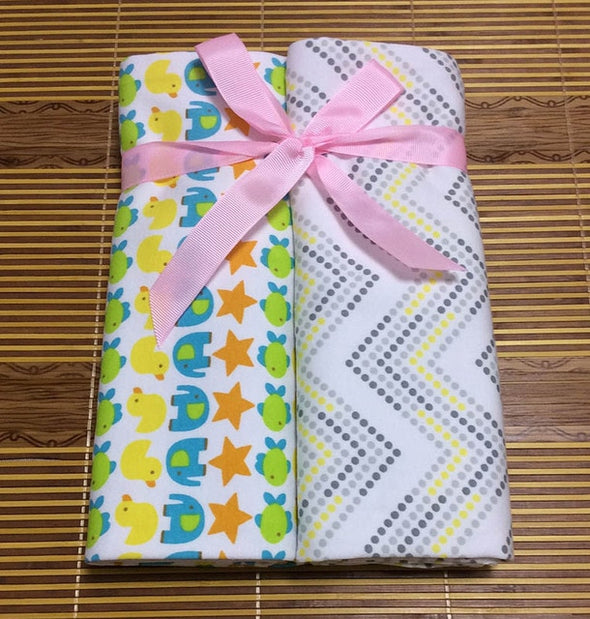 Cotton Super Soft Crib Sheet