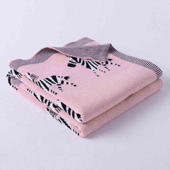 Baby Soft Cotton Knitted Swaddle