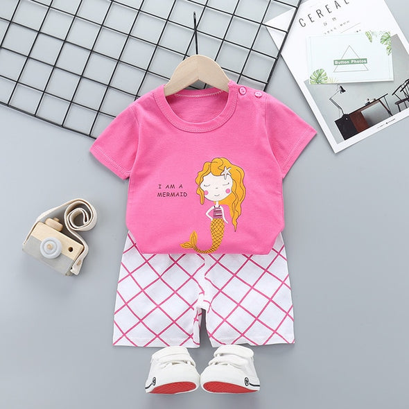 Lovely Cute Cartoon Pajamas