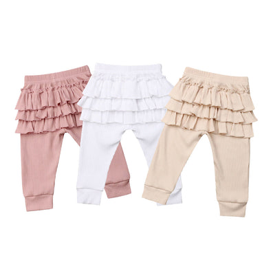 Ruffles Princess Infant Baby Girls Bottom