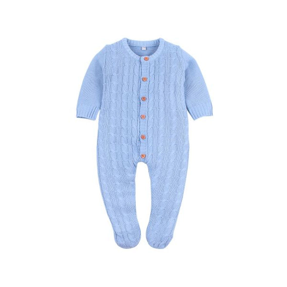 Baby Long Sleevele Rompers Set