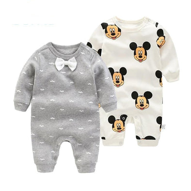 Baby Boys Cotton Pajamas