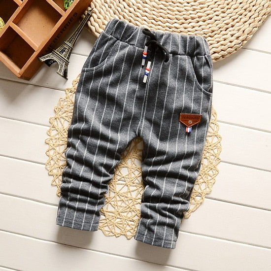 Baby Cotton Stripe Bottoms