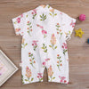 Short Sleeve Printed Pajamas