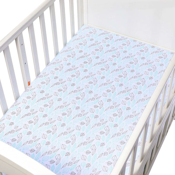 Fitted Cotton Baby Crib Sheets