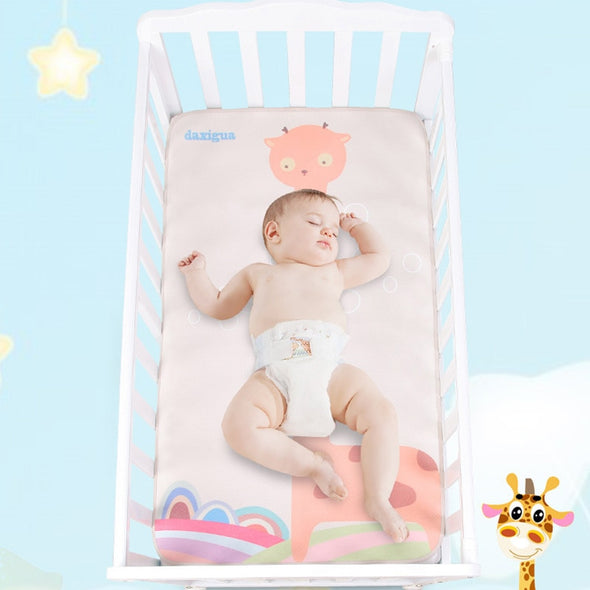 Infant Diaper Waterproof Changing Cover Pad 2Pcs