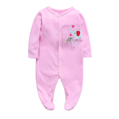 Baby Boys Long Sleeve Jumpsuits One Pieces