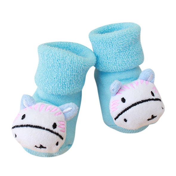 Baby Girls Anti-Slip Warm Socks