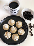 coffee crack cookies