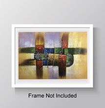 Load image into Gallery viewer, Abstract Painting  Hand Painted        Contemporary Art  Canvas Painting - Gift idea