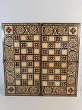 12'' Vintage Chess Board (Travel Size)