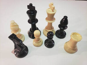Chess Pieces Set of 32 pieces