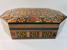 Load image into Gallery viewer, Luxurious Mother of Pearl Syrian Mosaic Box - Gift idea