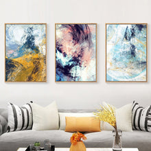 Load image into Gallery viewer, Colorful Abstract Contemporary Canvas - Gift idea