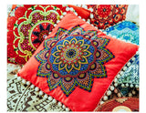 Mandala Floral Pillow Covers - Gift idea