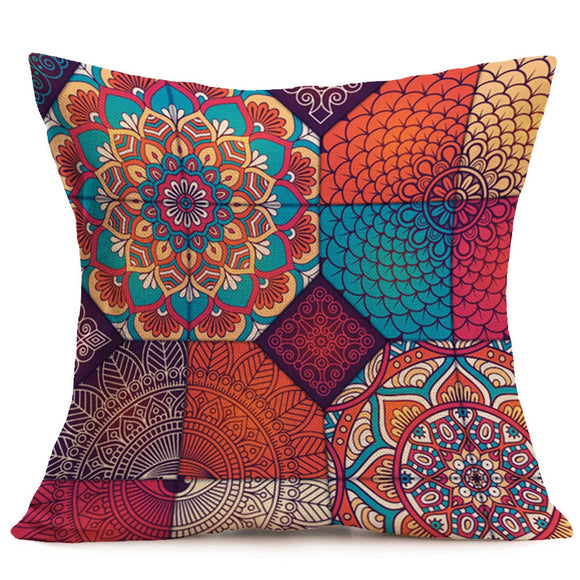 Bohemian Pillow Case - Gift idea