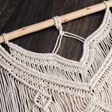 Macrame Wall Hanging Tapestry Boho Decoration - Gift idea
