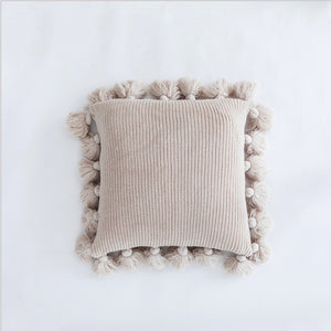Knitted Nordic Style Pillow Cases - Gift idea