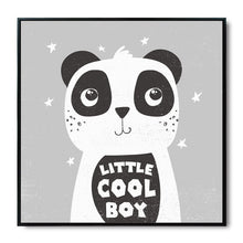 Load image into Gallery viewer, Cartoon Animals Canvas Baby Room - Gift idea