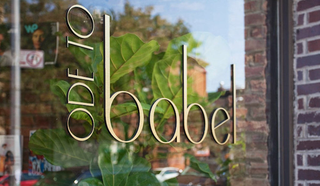 CBD, Creativity, & Community at Brooklyn's Ode To Babel