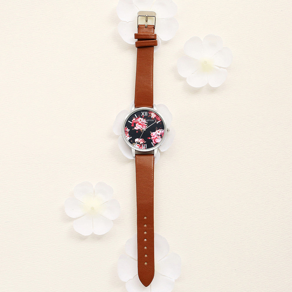 LVPAI Watches Floral
