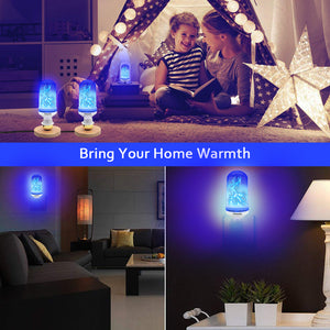 <Buy 3 Free Shipping>LED Flame Effect Light Bulbs
