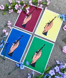 Magical School Mini Prints